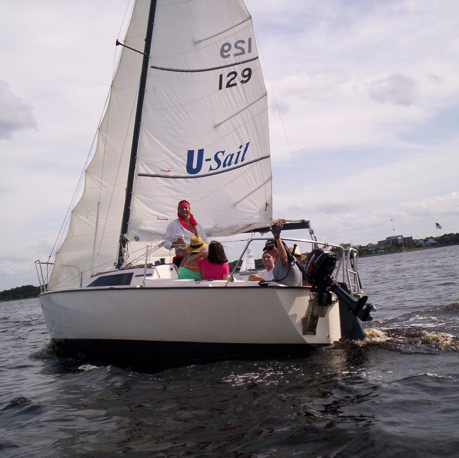 U Sail Of Central Florida Sailing Courses